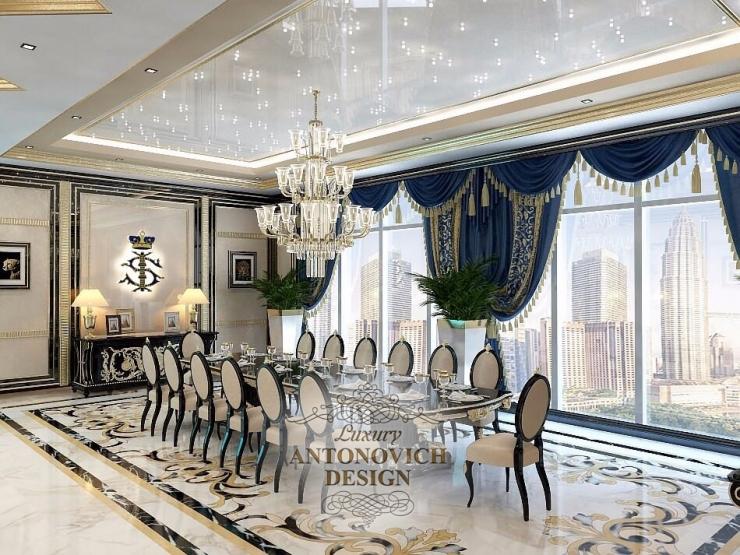 Красивые и гостеприимные интерьеры Светланы Антонович