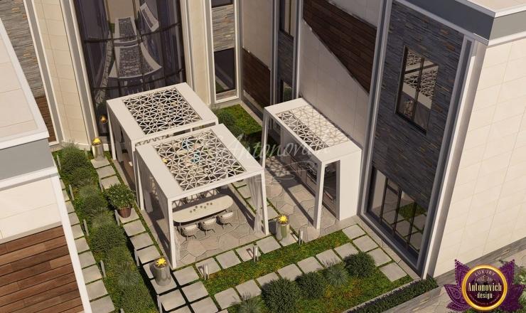 Architectural design in Nairobi, Katrina Antonovich