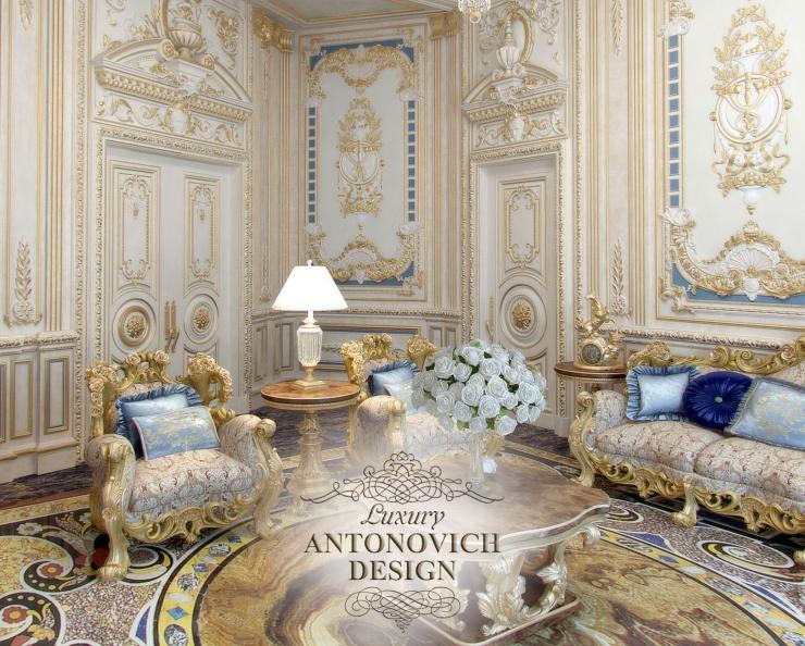 Светлана Антонович, дизайн в классическом стиле, самые красивые интерьеры мира
