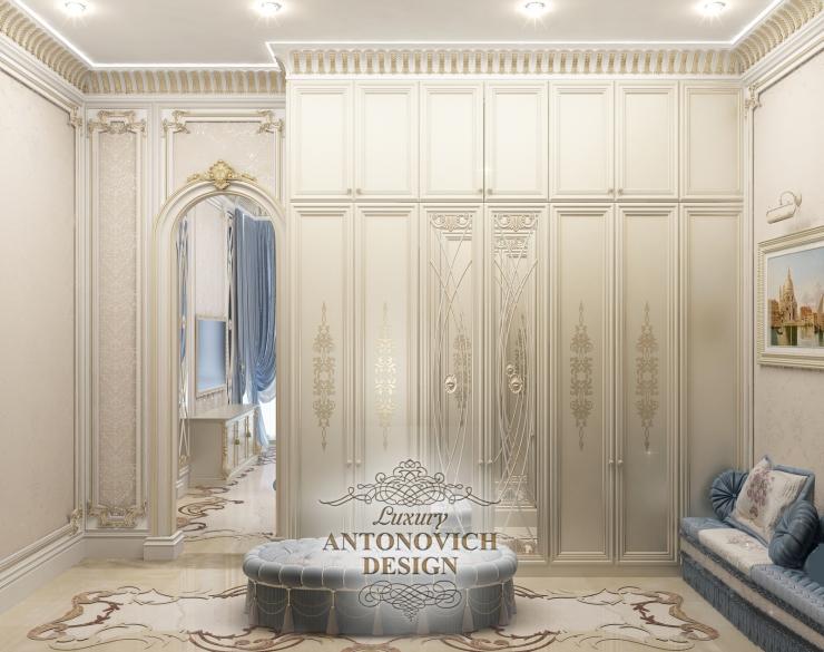 Идеи дизайна гардеробной, Светлана Антонович