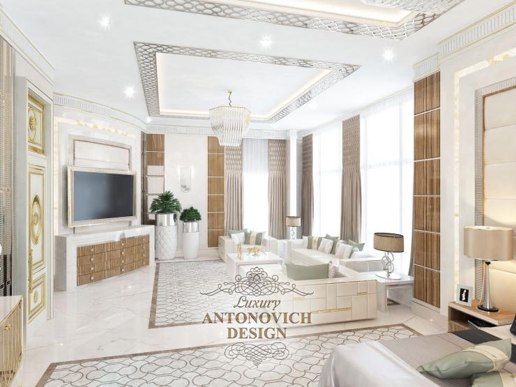 Модный дизайн спальни, Светланы Антонович