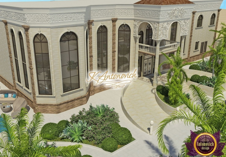 Architectural project, Luxury Antonovich Design, Katrina Antonovich